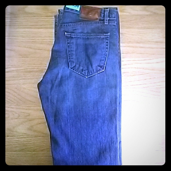 Other - Mens boot cut banana republic 9/10 grade... 33 34